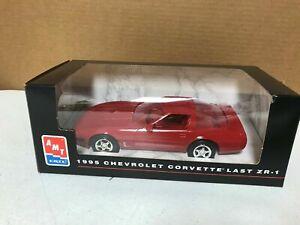 AMT 6971 Dealer Promo 1995 VIPER GREEN RT//10 1//25 MODEL CAR MOUNTAIN