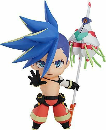 NEW GOOD SMILE COMPANY Nendoroid Promare Galo Thymos Action Figure