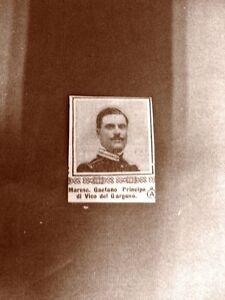WW1-Prima-guerra-mondiale-1914-1918-Caduto-Gaetano-Principe-di-Vico-del-Gargano