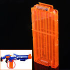 1Pcs Schnell Reload Clip-System Darts für Spielzeugpistole Nerf N-Strike Blaster