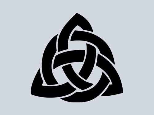 Celtic Knot Autocollant Voiture Décalque