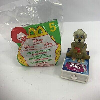 The Black Cauldron #5 1998 Disney Video Favorites McDonalds Happy Meal Toy