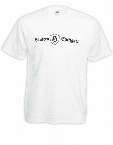 football//troisième mi-temps T-shirt Hommes Lautern /& stuttgart à 5xl