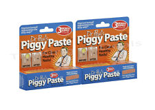 2 Pk - Dr. Paul's Piggy Paste Gel  3 Mo. Supply Improve toenails 0.8 oz