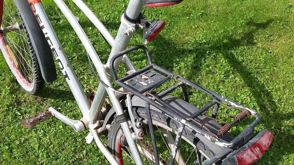 Peugeot Origin, hardtail, 7 gear