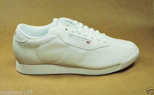Athletic Bianco 1475 Fashion Scarpe donna Sneakers Classic Reebok Princess da Wc6wZgqp8p