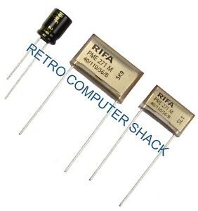 Acorn-BBC-Micro-High-Quality-Replacement-Capacitor-Kit-Power-Supply-PSU-Repair