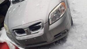 Pontiac Wave 2008 143xxx Km