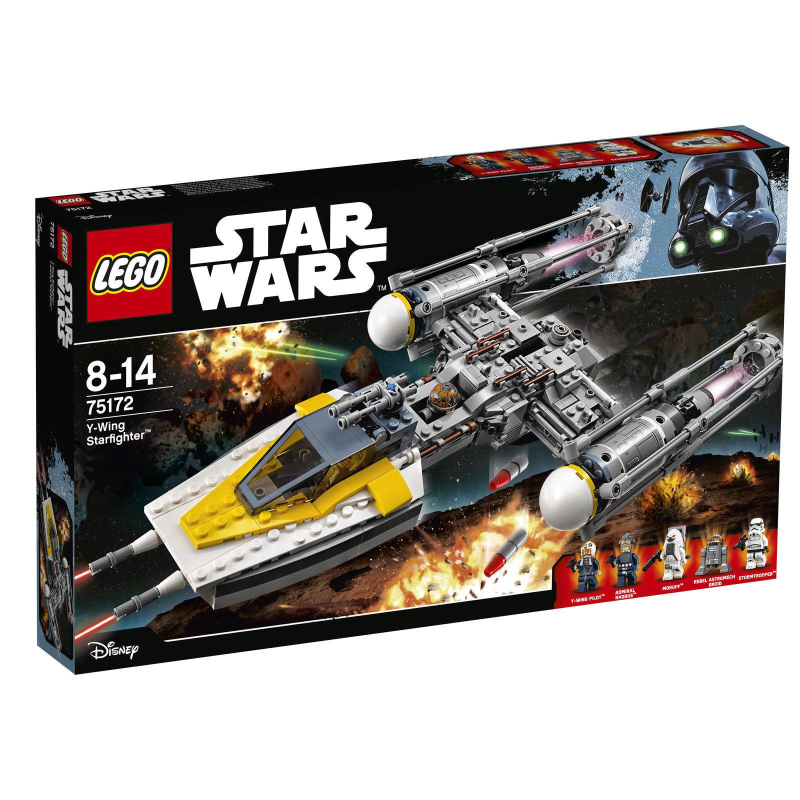 LEGO® Star Wars Y-Wing Starfighter (75172) NEU NEW