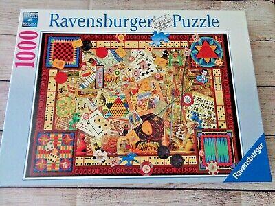 Ravensburger Vintage Games Jigsaw Puzzle 1000-Piece