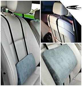 Inferior espalda lumbar apoyo coj n para coche asiento for Cojin lumbar silla oficina