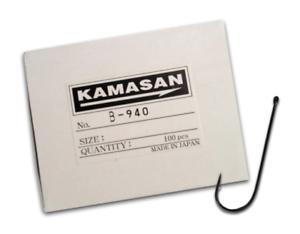 Kamasan B940 Aberdeen Classic Hook - Box of 100