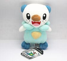 "Nintendo Pokemon Oshawott Mijumaru Soft Plush Toy Stuffed Doll 6"" Gift US ship"