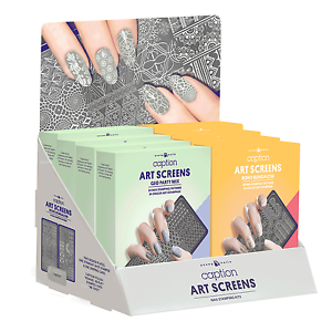 Young Nails Caption Art Screens 10 Options To Choose From Nail Art