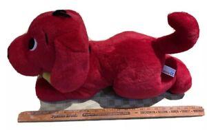Clifford-Big-Red-Dog-XL-Jumbo-24-034-Talking-Scholastic-Plush-Stuffed-Animal-Toy