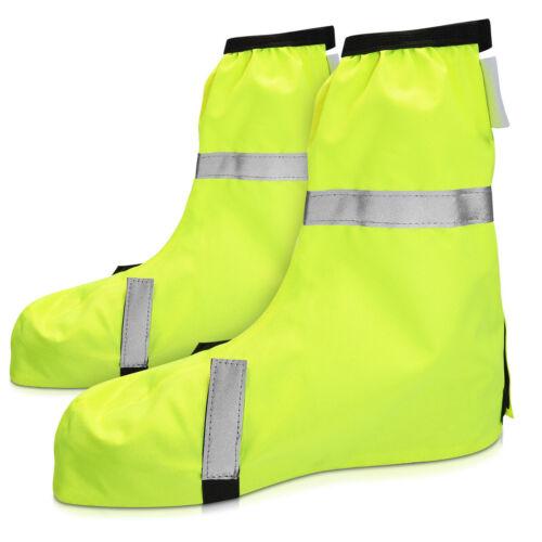 Schuh-Überzieher Überschuhe Regenschutz Gamaschen Schutz vor Regen wasserdicht