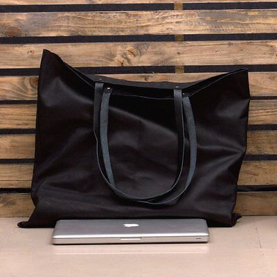 Large Leather Tote Soft Bag