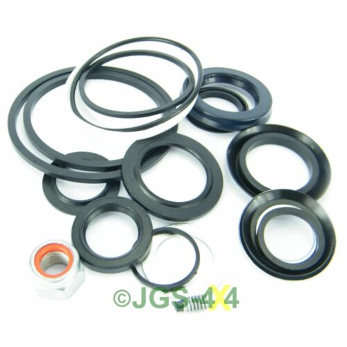 Land Rover Defender /& Discovery 1 Power Steering Box Seal Kit 4 Bolt STC2847