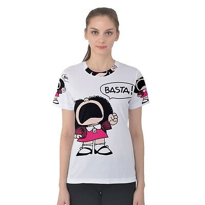 New MAFALDA Sublimated Women/'s T-Shirt Long Sleeve Tee XS-3XL