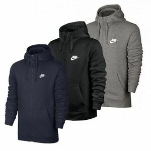 buying now best website order online Details zu Nike Herren Sweatjacke Full Zip Hoody Kapuze Freizeit Jacke  Sweat Jacke 804389