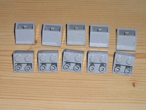 Lego 10 x 3660 Dachstein alt grau Slope Brick 45 2 x 2 Inverted/' 3660