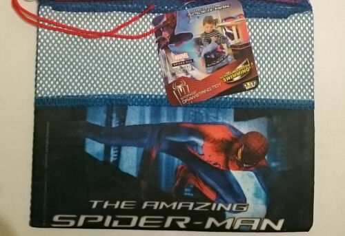 ans Kidz Decor Hello Kitty Amazing Spiderman avec cordon de serrage sac école natation 3