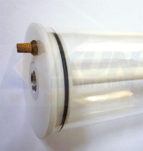 2017 high quality Vulcanization powder cup with pump for powder coating machine