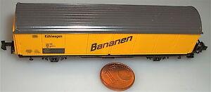 Bananen-Kuehlwagen-DB-Roco-N-1-160-neu-aber-OHNE-OVP-HR5