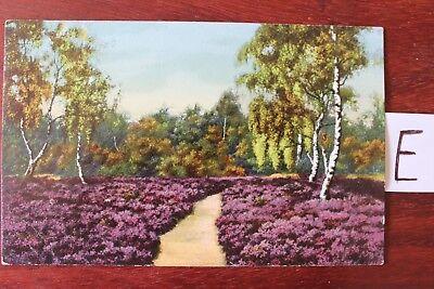 Postkarte Ansichtskarte Niedersachsen Lithografie Gute QualitäT
