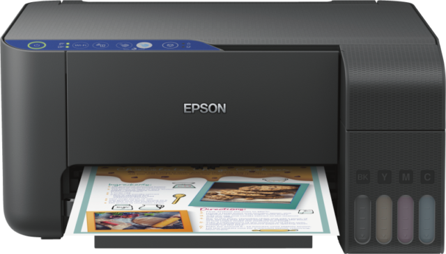 Epson EcoTank ET-L3151 Multifunktionsdrucker WLAN