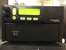 Motorola Radius M1225 40 Watt Uhf Radio And Ps Includes Align And Programming