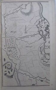 1758-DEFENCE-PLAN-OF-STRALSUND-GERMANY-UNDER-SIEGE-BY-DANES-amp-PRUSSIANS-IN-1715