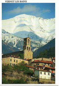 Cpa-carte-postale-66-Pyrenees-Orientales-Vernet-les-Bains-Mont-Canigou