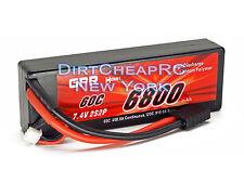 7.4V 6800mAh 60C 2S HardCase LiPo Battery Pack Slash Stampede 4x4 E-Maxx E-Revo