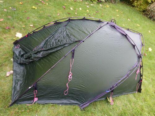 Fibre de Carbone//Fibre Tente Pole Set upgrade for hilleberg Jannu//allak tente