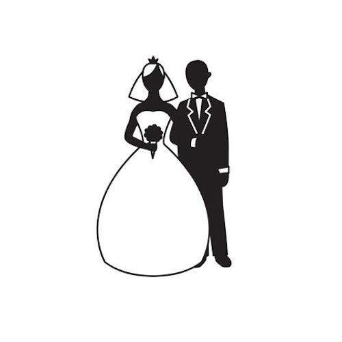 Hen Party Stamp Darice Bride /& Groom Embossing Folder Wedding Embellishment