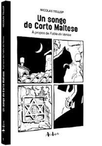 Un-songe-de-Corto-Maltese-Album-BD-de-Nicolas-Tellop-Neuf