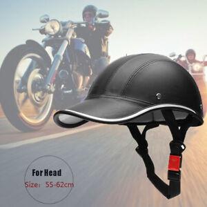 ouverte-dur-casque-de-moto-casquette-de-baseball-moto-moto-voiture-electrique
