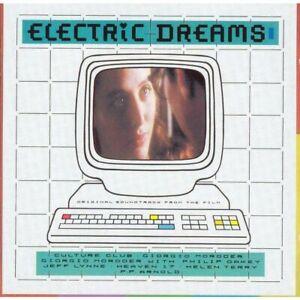 ELECTRIC-DREAMS-SOUNDTRACK-CD-CULTURE-CLUB-GIORGIO-MORODER-80-039-s-NEW