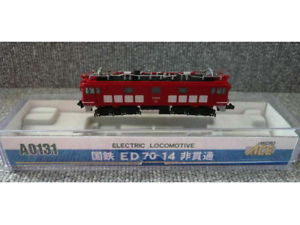 MicroAce-A0131-Electric-Locomotive-ED70-14-N