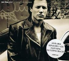 JON BON JOVI Midnight In Chelsea CD Single Mercury 1997