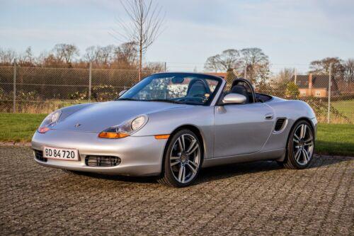 Porsche Boxster Tiptr.