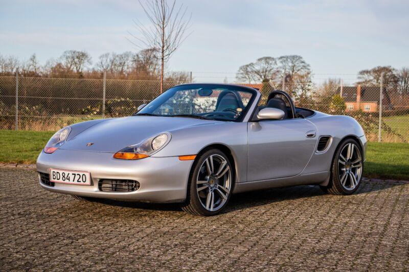 Porsche Boxster Tiptr. - 1