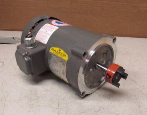 BALDOR VM3537 INDUSTRIAL ELECTRIC MOTOR 1//2 HP 208-230//460V 3PH 3650RPM
