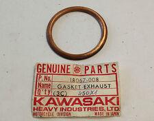 Guarnizione scarico - Exhaust Pipe Gasket - Kawasaki 750 H1 H2 KH400 18067-008
