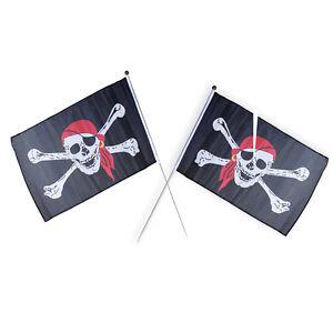 Piratenflagge Kindergeburtstag Geburtstag Pirat Jungen Mädchen Feier