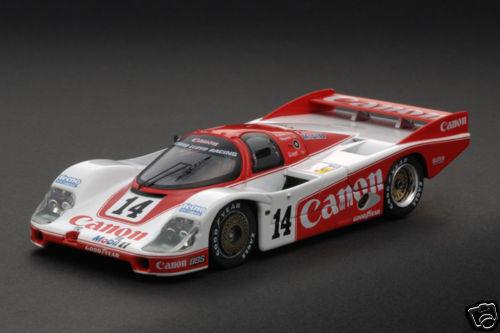 HPI-Racing HPI-Racing HPI-Racing Porsche 956 LH 1985 Leuomos, Palmer - Weaver - Lloyd  1 43  14 e60dbe