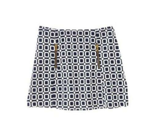 NWT Gymboree Girls Ciao Puppy Geo Skirt Size 4 5 6 /& 7