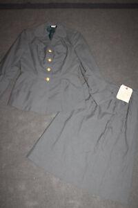 Scarce-Original-U-S-Army-Womens-Tropical-Uniform-Coat-amp-Skirt-Set-80-039-81-039-d