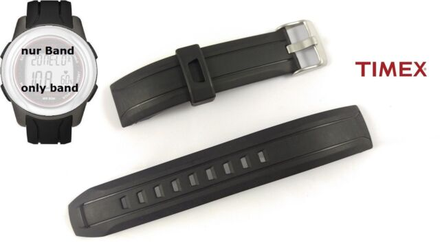 dbc499744b68 Timex Replacement Band T5K560 Full Size Health Touch Plus Heart Rate  Display 20